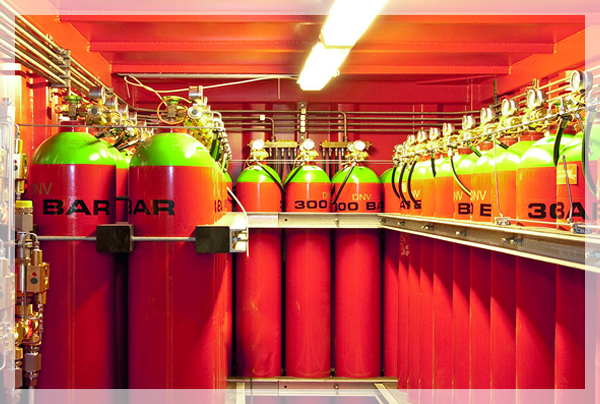 Sistemas de extinção automática de incêndios