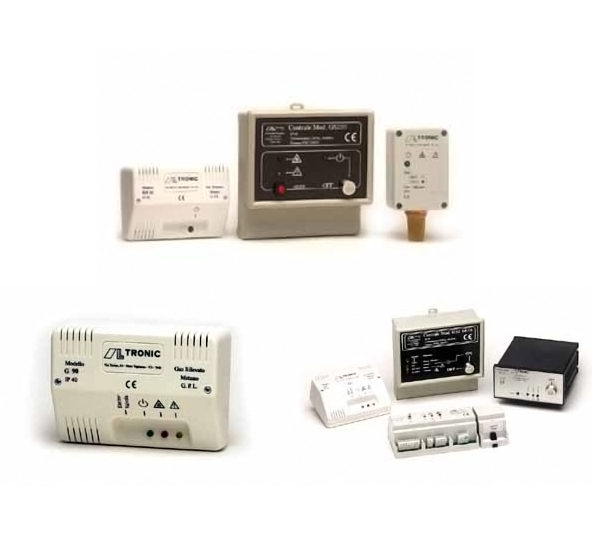 Vantagens dos sistemas de deteção de gases
