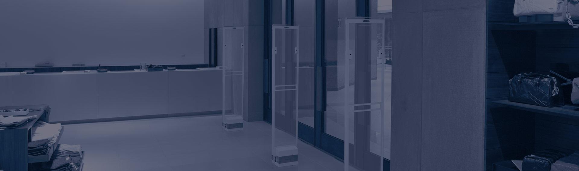 Sistemas de deteção automática de incêndios Sistemas antifurto EAS para retalho