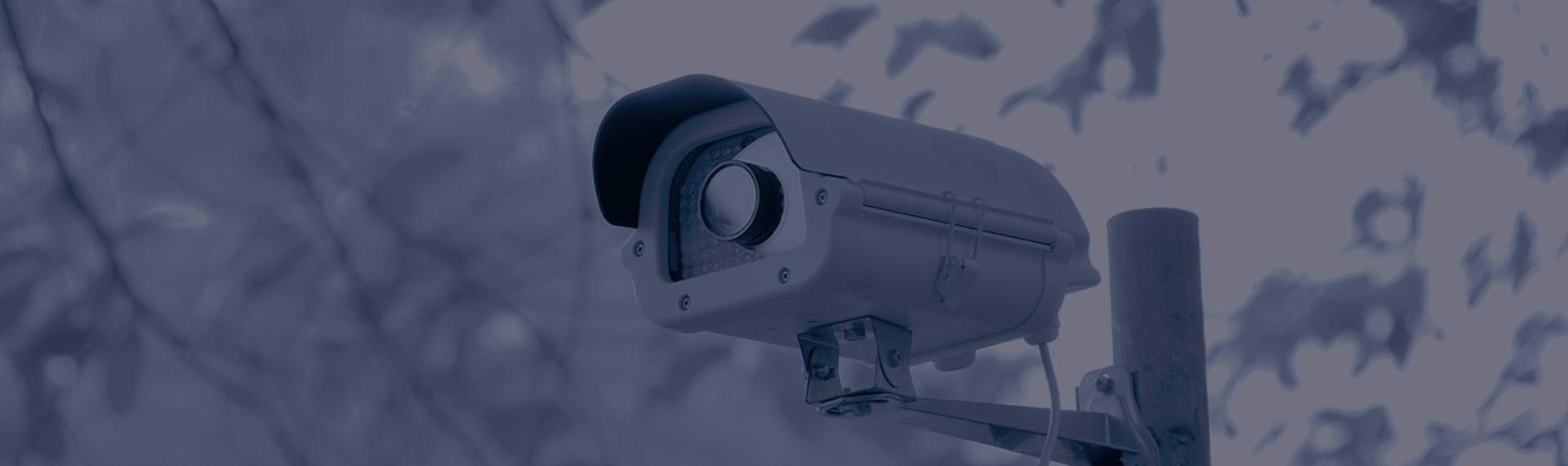 Câmaras de videovigilância