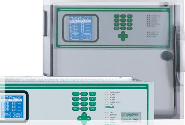 Sistemas de deteção de gases