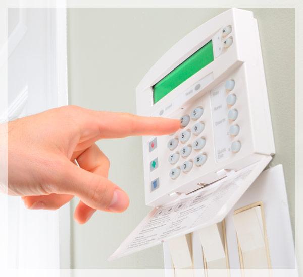 Evite falsos alertas de alarme, instale um alarme com total segurança