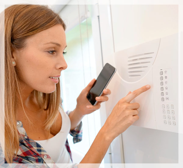 Selecione o melhor alarme residencial