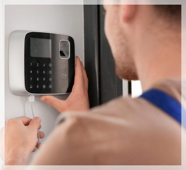 Venda, instalação e assistência a alarmes residenciais